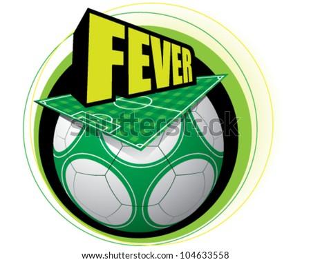 Soccer football fever