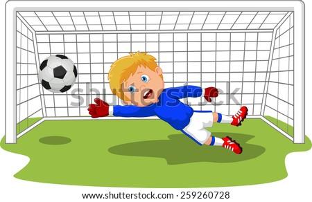 soccer football goalie keeper