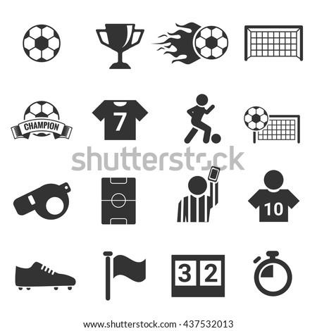 soccer icon   football