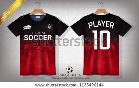 Football Kit Sports Jersey Vectors - Download Free Vector Art 484c94906