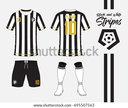 Vector Football Kit Download Free Vector Art Stock Graphics Images