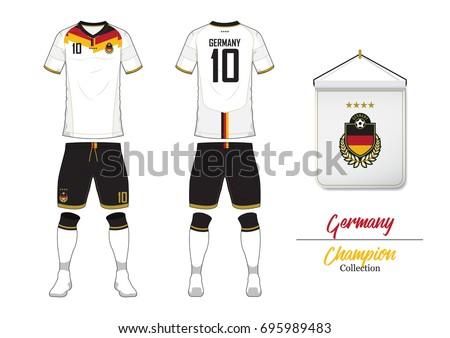 soccer jersey or football kit