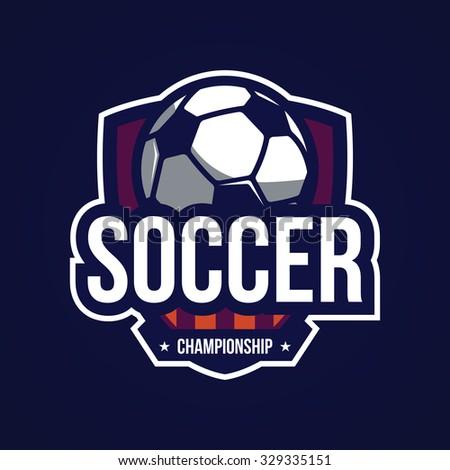 Soccer Logo, American Logo Sport