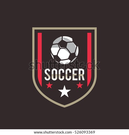 soccer logo  american logo