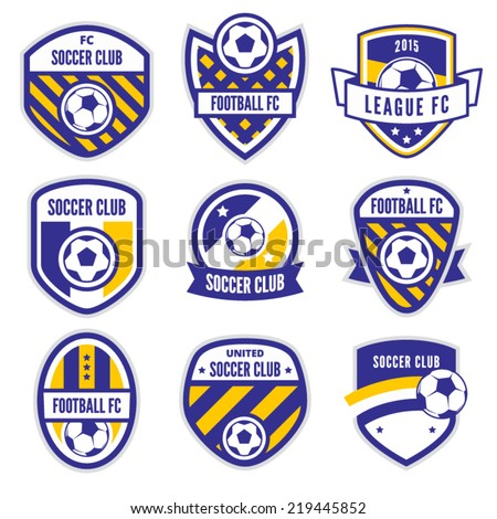 soccer logo or football club