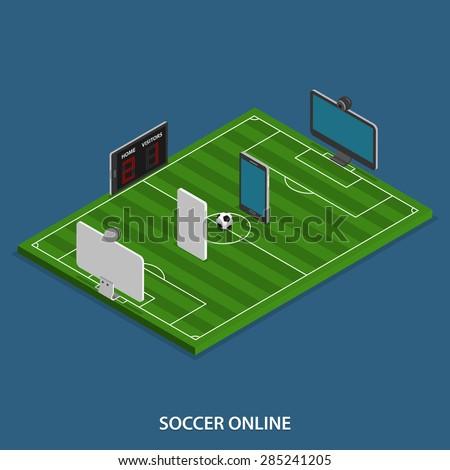 soccer match online