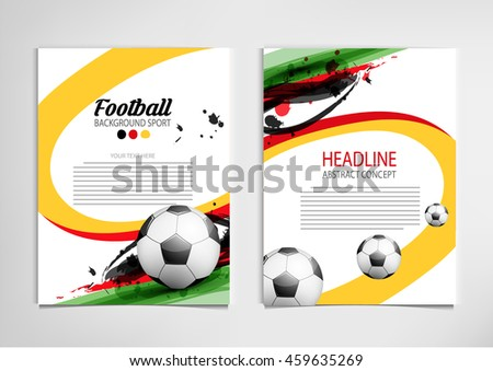 football templates download free vector art stock graphics images