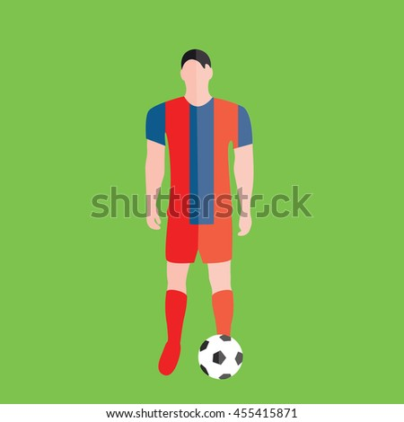 soccer player icon soccer