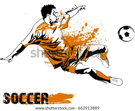 Futsal Player Silhouette Download Free Vector Art Stock Graphics