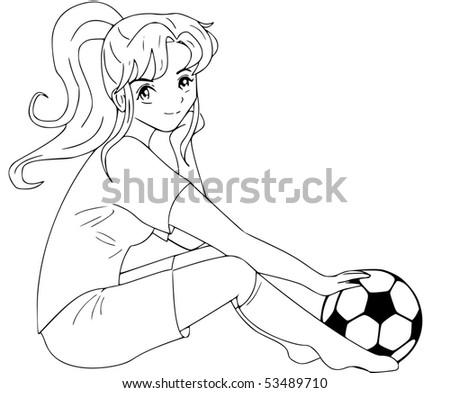 soccer playerin
