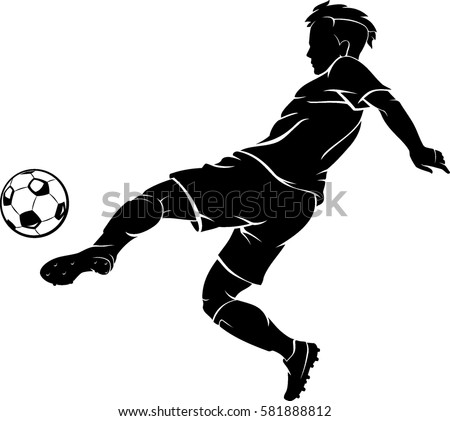 Football Player Download Free Vector Art Stock Graphics Images