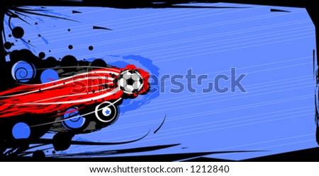 Soccer rocket