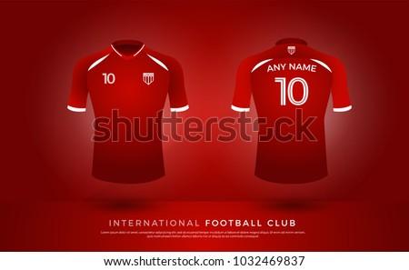 soccer t shirt design uniform
