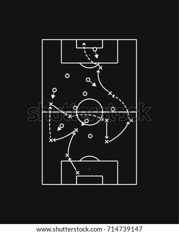 Soccer tactic draft