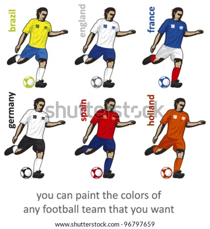 soccer teams from countries