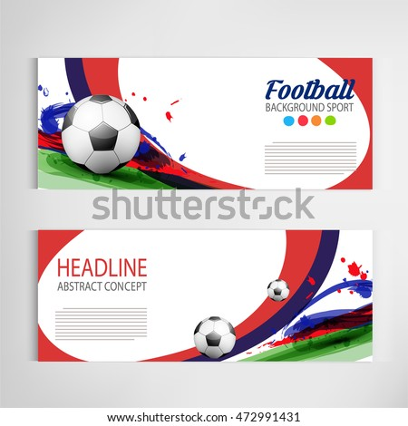 background for football soccer game download free vector art