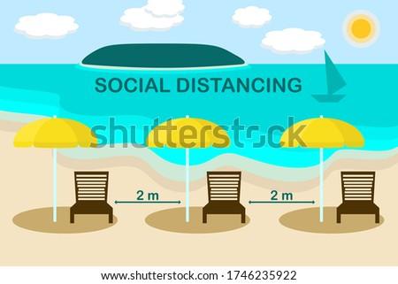 social distancing iconkeep