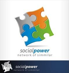 social logo vector