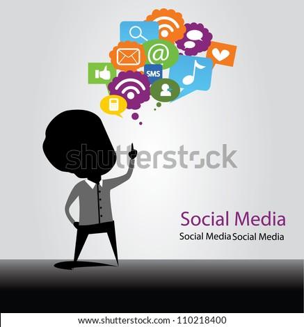 social media bulb