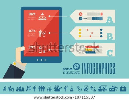 Technology Infographic Templates
