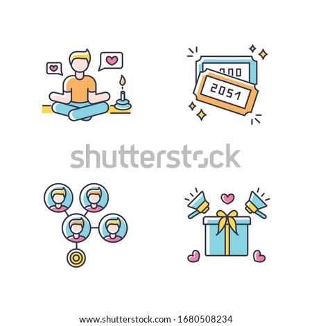social media marketing rgb
