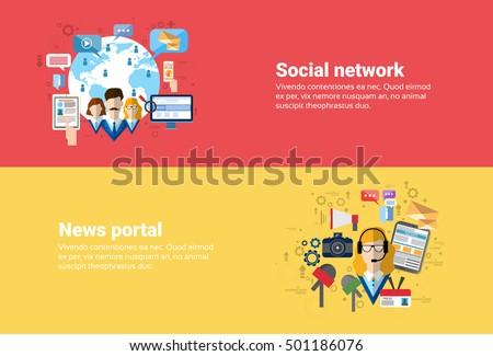 social media network internet