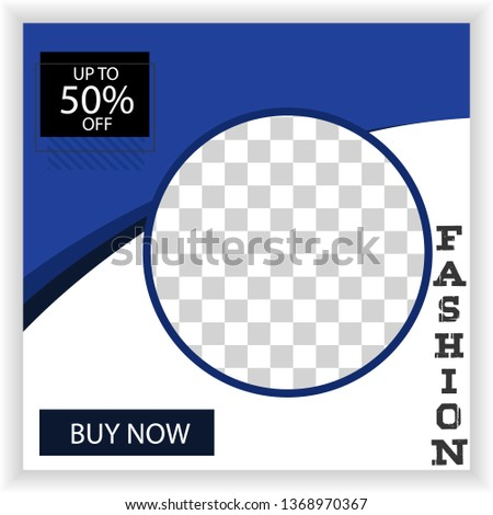 social media square banner,ads,post template,promotion template.