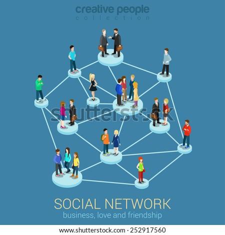 social network media global