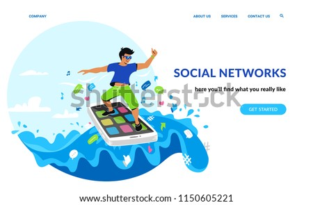 social networking and young