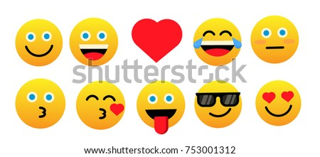 social smile expression