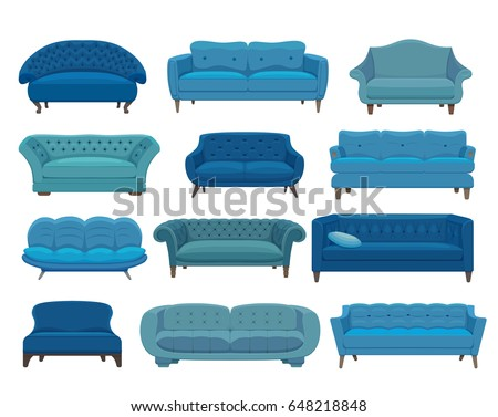 sofa and couches colorful