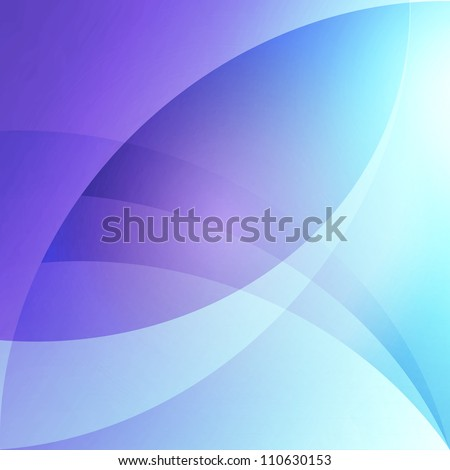 Soft Abstract Background - Purple