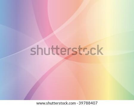 soft abstract mac style vector