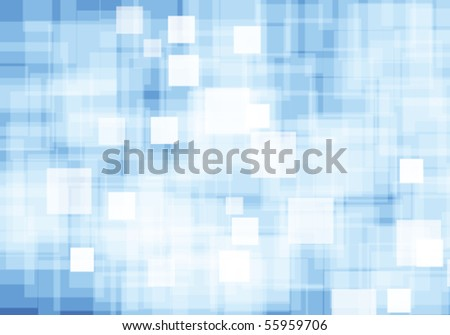 stock-vector-soft-blue-geometric-abstract-background