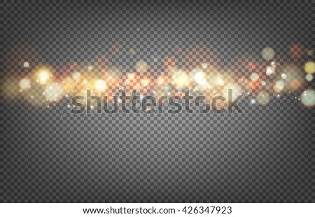 soft bokeh and lights