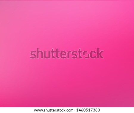 Soft color gradient background. Simple backdrop with simple muffled colors. Vector illustration elements. Pink colored, natural screen design for user interface or mobile app.