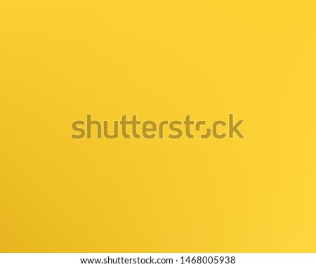 Soft color gradient background. Simple backdrop with simple muffled colors. Vector illustration space. Yellow colored, natural screen design for user interface or mobile app.