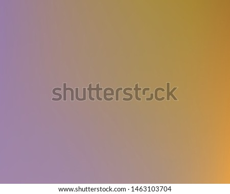Soft color gradient background. Vector illustration elements. Simple backdrop with simple muffled colors. Violet colored, natural screen design for user interface or mobile app.