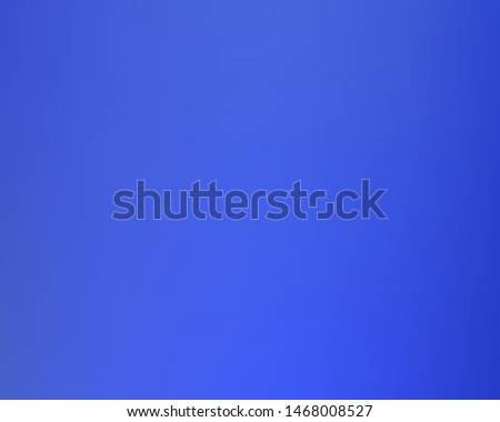 Soft color gradient background. Vector illustration theme. Simple backdrop with simple muffled colors. Blue colored, natural screen design for user interface or mobile app.