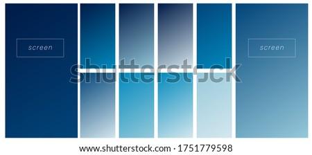 soft color gradient backgrounds