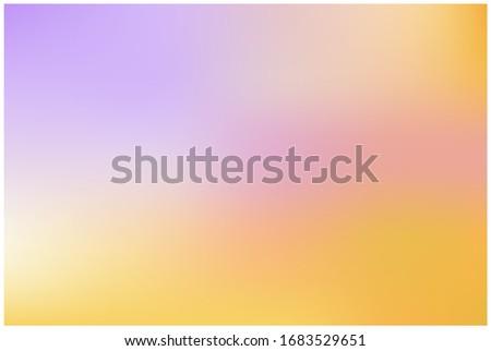 soft color mesh gradient