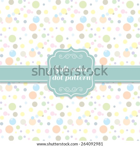 stock-vector-soft-cute-and-sweet-colors-dot-circle-pattern-style