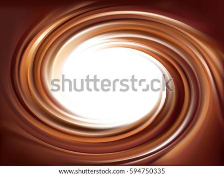 soft mixed dark mahogany curvy