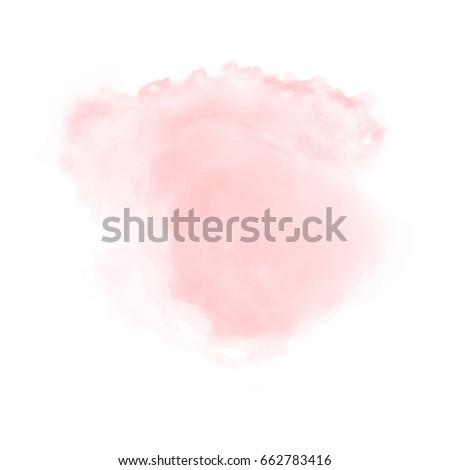 soft pink powder color