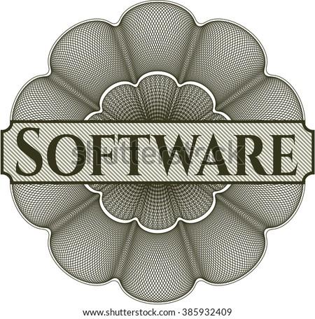 Software linear rosette