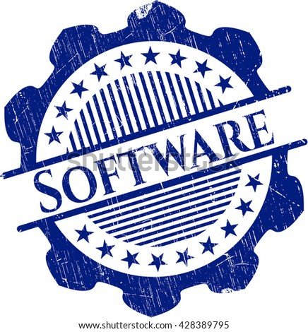Software rubber stamp