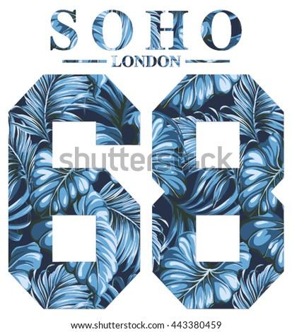 soho london vintage artwork for