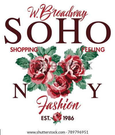 soho new york shopping feeling