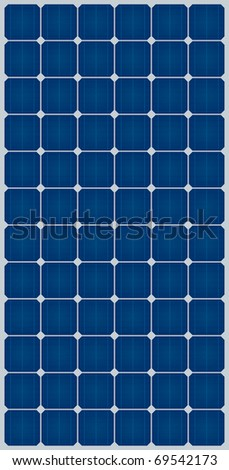 solar panel (renewable energy seamless background)