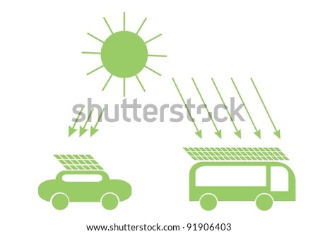 Solar power and economy systems